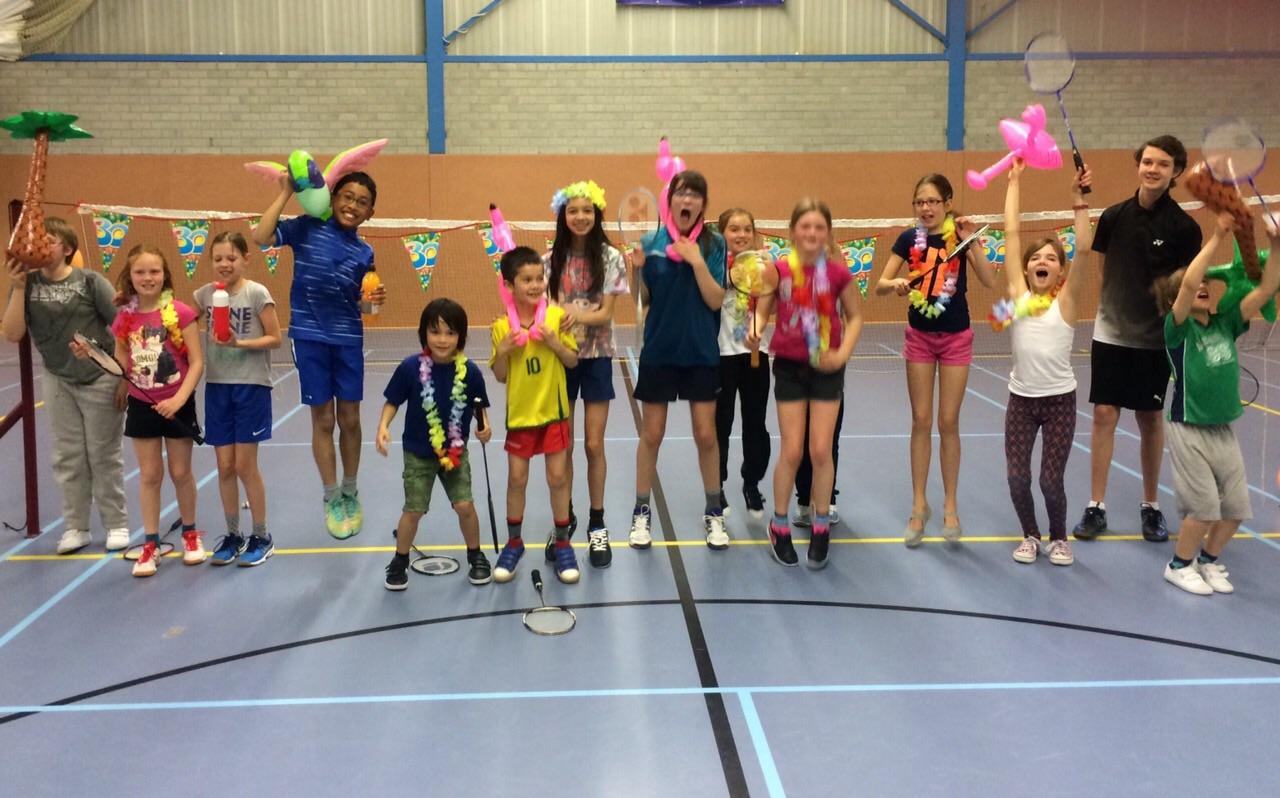 Badminton Jeugd